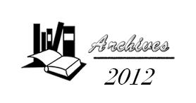 Archive 2012